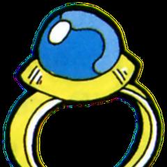 Anello Blu (Tunica Bianca)