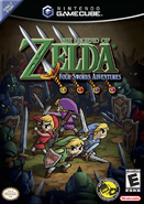 The Legend of Zelda - Four Swords Adventures (boxart)