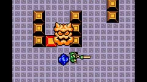 Zelda Oracle Of Ages - Boss 5 Smog