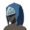 File:Breath of the Wild Zora Armor Set Zora Helm (Icon).png