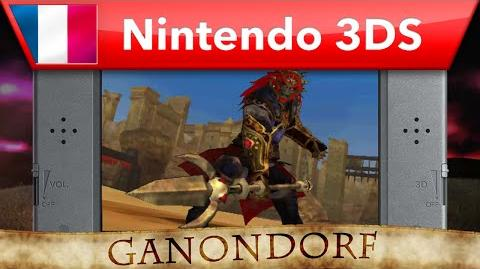 Hyrule Warriors Legends - Gameplay Trident Ganondorf