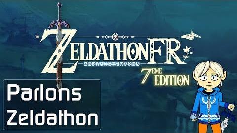 Parlons ZeldathonFR - Juillet 2017