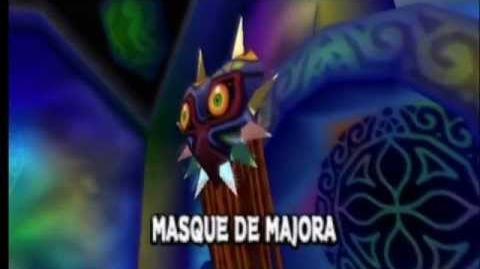 Zelda Majora's Mask - FINAL BOSS Majora