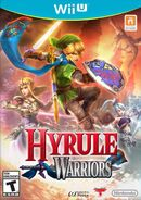 Hyrule Warriors Carátula