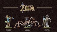 Legend of zelda amiibos