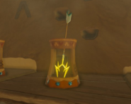 Breath of the Wild Arrow Shop Shock Arrow (Kara Kara Bazaar)