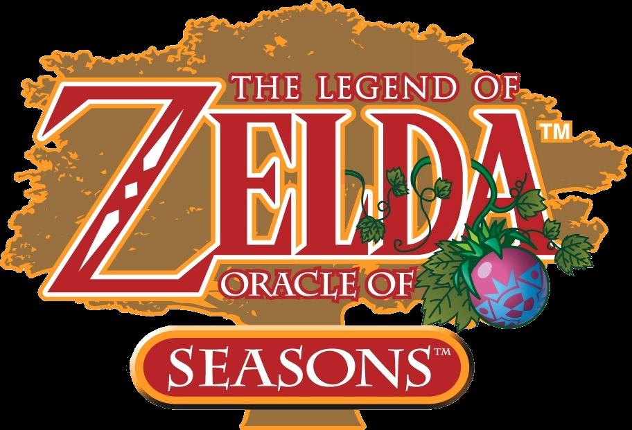 Image Oracle Of Seasons Logo Png Zeldapedia Fandom Powered By