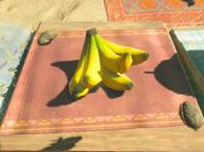 Plátanos recios en el Bazar Sekken BotW