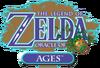 Zelda Oracle of Ages logo