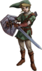 Link Artwork 2 (Twilight Princess)