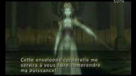 Combat final Link contre Ganondorf partie 1 (Zelda Wii)