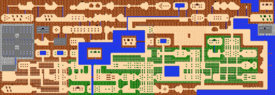 Mapa de Hyrule (The Legend of Zelda)