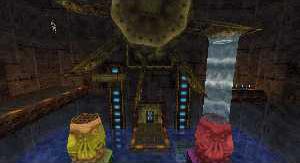 Temple de la baie