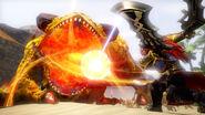 Ganondorf Luchando HW 2