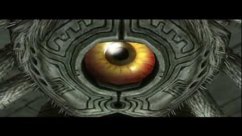 Golgohma Boss du Temple du Temps (Zelda Twilight Princess) HQ