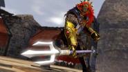 Hyrule Warriors Trident Victory Cutscene (Thief's Trident)