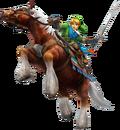 Link et Epona HW
