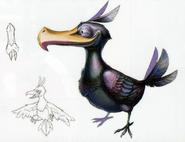 Oiseau HH
