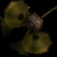 Twilight Princess Instruments Skull Kid's Trumpet (Enemy Weapon)