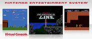 Imagen comunidad Zelda II Link's Adventure Consola Virtual