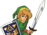 Personaggi in A Link to the Past