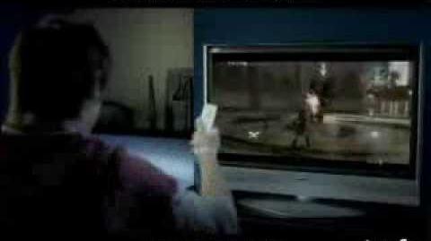 Pub française pour Twilight Princess, version courte (GameCube Wii)