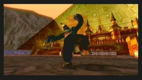 The Legend of Zelda Twilight Princess Endgegner 8 Zanto