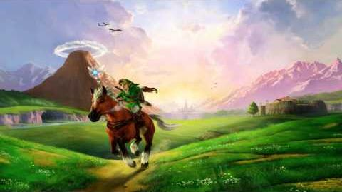 Zelda Ocarina of Time - Full OST