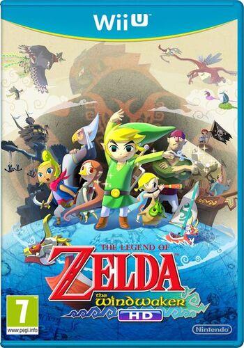 Carátula Wii U