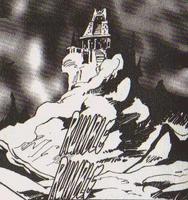 Castillo de Onox manga