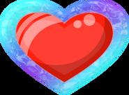 Contenedor de Corazón icono TWW