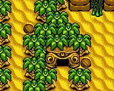 Grotte Lune entrée