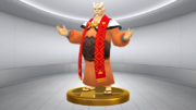 Super Smash Bros. for Wii U Headmaster Gaepora (Skyward Sword) Gaepora (Trophy)