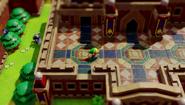 TLOZ Link's Awakening screen 8