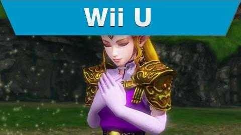 Wii U - Hyrule Warriors - Ocarina of Time Costume Set