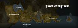 Carte Firone BOTW