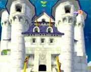 Hyrule Castle (The Wind Waker)