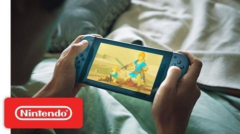 The Legend of Zelda Breath of the Wild - Super Bowl LI Publicité