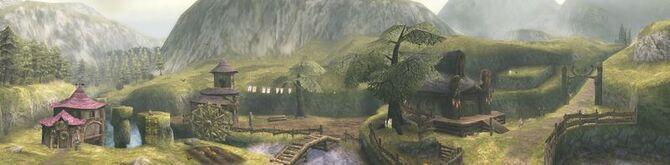 Village de Toal TP