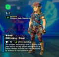 Breath of the Wild Climbing Gear (Body Armor) Climbing Gear (Inventory).png