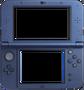 Cadre 3DS bleu