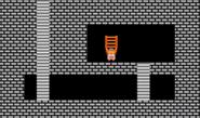 Consigue la escalera