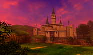 Château d'Hyrule OoT3D