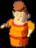 Mujer del jefe de la Granja Conejera ST