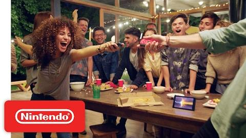 Nintendo Switch Super Bowl LI Publicité - Extended Cut