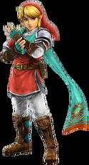 HWL Link Mascarón Rojo