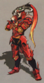 Hyrule Warriors Artwork Dragon Knight Volga (Concept Art).png