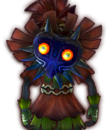 Portrait Skull Kid HWL2