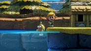 TLOZ Link's Awakening screen 15