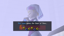 Zelda Canción Tiempo OoT